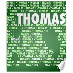 Thomas Canvas 20  X 24