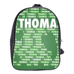 Thomas School Bags(large)  by MoreColorsinLife