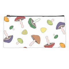 Mushrooms Pattern 02 Pencil Cases by Famous