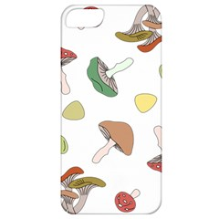 Mushrooms Pattern 02 Apple Iphone 5 Classic Hardshell Case by Famous