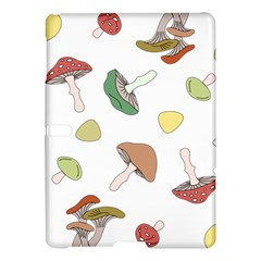Mushrooms Pattern 02 Samsung Galaxy Tab S (10 5 ) Hardshell Case  by Famous