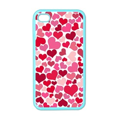 Heart 2014 0934 Apple Iphone 4 Case (color) by JAMFoto