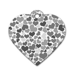 Heart 2014 0936 Dog Tag Heart (one Side)