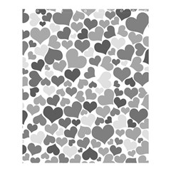 Heart 2014 0936 Shower Curtain 60  X 72  (medium)
