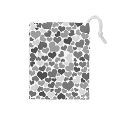 Heart 2014 0936 Drawstring Pouches (medium)  by JAMFoto