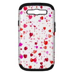 Heart 2014 0601 Samsung Galaxy S Iii Hardshell Case (pc+silicone) by JAMFoto