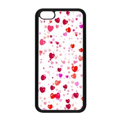 Heart 2014 0601 Apple Iphone 5c Seamless Case (black) by JAMFoto