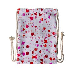 Heart 2014 0601 Drawstring Bag (small) by JAMFoto