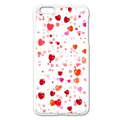 Heart 2014 0602 Apple Iphone 6 Plus Enamel White Case by JAMFoto