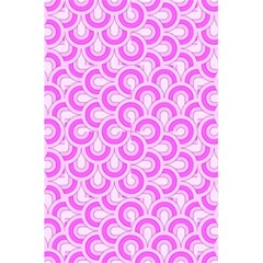 Retro Mirror Pattern Pink 5 5  X 8 5  Notebooks by ImpressiveMoments