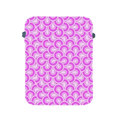 Retro Mirror Pattern Pink Apple Ipad 2/3/4 Protective Soft Cases by ImpressiveMoments