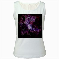 Space Like No 1 Women s Tank Tops by timelessartoncanvas