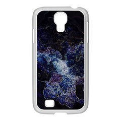 Space Like No 3 Samsung Galaxy S4 I9500/ I9505 Case (white) by timelessartoncanvas
