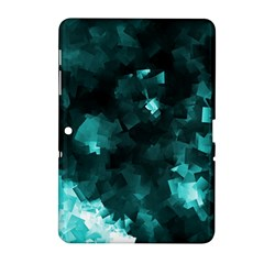 Space Like No 5 Samsung Galaxy Tab 2 (10 1 ) P5100 Hardshell Case  by timelessartoncanvas