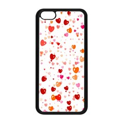 Heart 2014 0603 Apple Iphone 5c Seamless Case (black) by JAMFoto