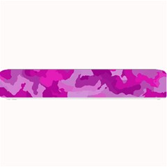 Camouflage Hot Pink Small Bar Mats by MoreColorsinLife