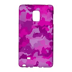Camouflage Hot Pink Galaxy Note Edge