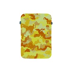 Camouflage Yellow Apple Ipad Mini Protective Soft Cases by MoreColorsinLife