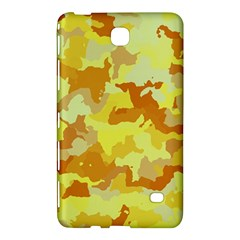 Camouflage Yellow Samsung Galaxy Tab 4 (8 ) Hardshell Case  by MoreColorsinLife