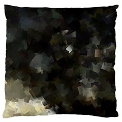 Space Like No 8 Large Cushion Cases (two Sides)  by timelessartoncanvas