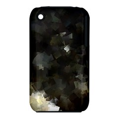 Space Like No 8 Apple Iphone 3g/3gs Hardshell Case (pc+silicone) by timelessartoncanvas