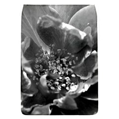Black And White Rose Flap Covers (s)  by timelessartoncanvas