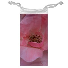 Pink Rose Jewelry Bags