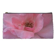 Pink Rose Pencil Cases