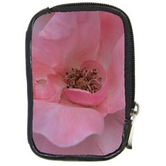 Pink Rose Compact Camera Cases