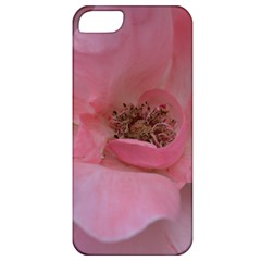 Pink Rose Apple iPhone 5 Classic Hardshell Case