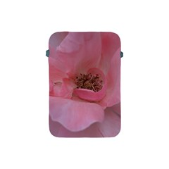 Pink Rose Apple iPad Mini Protective Soft Cases