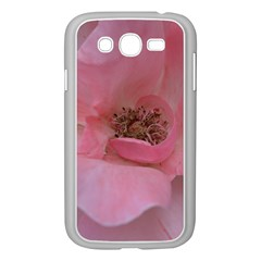 Pink Rose Samsung Galaxy Grand DUOS I9082 Case (White)