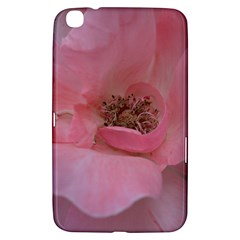 Pink Rose Samsung Galaxy Tab 3 (8 ) T3100 Hardshell Case