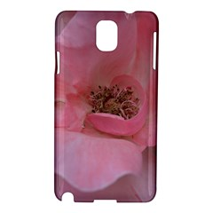 Pink Rose Samsung Galaxy Note 3 N9005 Hardshell Case