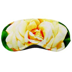 Orange Yellow Rose Sleeping Masks by timelessartoncanvas