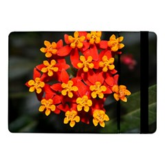 Orange And Red Weed Samsung Galaxy Tab Pro 10 1  Flip Case by timelessartoncanvas
