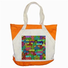 House 001 Accent Tote Bag