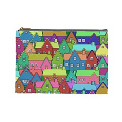 House 001 Cosmetic Bag (Large)