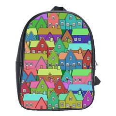 House 001 School Bags(Large)