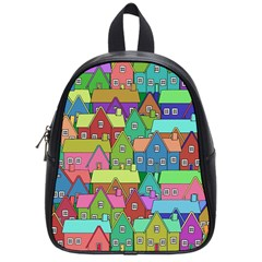 House 001 School Bags (Small)