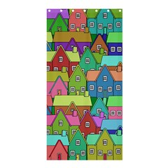 House 001 Shower Curtain 36  x 72  (Stall)