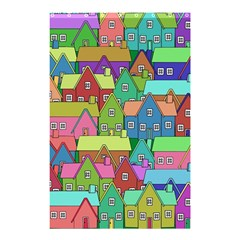 House 001 Shower Curtain 48  x 72  (Small)