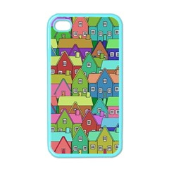 House 001 Apple iPhone 4 Case (Color)
