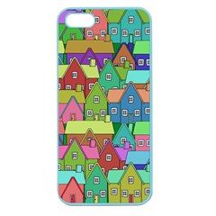 House 001 Apple Seamless iPhone 5 Case (Color)