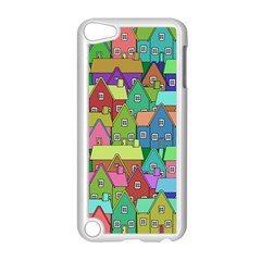 House 001 Apple iPod Touch 5 Case (White)