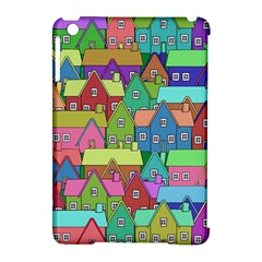 House 001 Apple iPad Mini Hardshell Case (Compatible with Smart Cover)