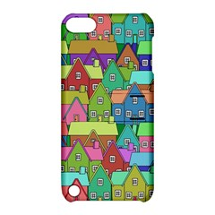 House 001 Apple iPod Touch 5 Hardshell Case with Stand