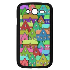 House 001 Samsung Galaxy Grand DUOS I9082 Case (Black)