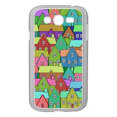 House 001 Samsung Galaxy Grand DUOS I9082 Case (White)