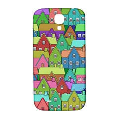 House 001 Samsung Galaxy S4 I9500/i9505  Hardshell Back Case by JAMFoto